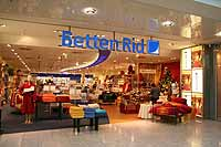 Einkaufscenter shopping center in m nchen oez olympia for Betten ried munchen