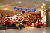 einkaufscenter shopping center in m nchen oez olympia einkaufszentrum betten rid. Black Bedroom Furniture Sets. Home Design Ideas
