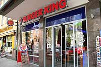 einkaufsstra en in m nchen schwabing leopoldstr 64 burger king. Black Bedroom Furniture Sets. Home Design Ideas