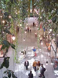 Shops Geschäfte Restaurants Fünf Höfe Einkaufscenter In München