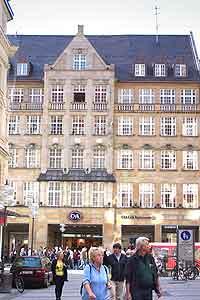 erstklassiges echtes Fabrik tolle Auswahl Einkaufsstraßen in München: Kaufinger Straße13 - C & A Mode ...