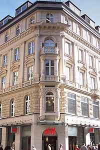 Einkaufsstraßen In München Kaufinger Straße 24 H M Hennes