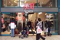 Einkaufsstraßen In München Neuhauser Str 05 Hm Woman Damenmode