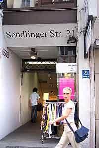 Einkaufsstraßen in München: Sendlinger Straße 21 Resales